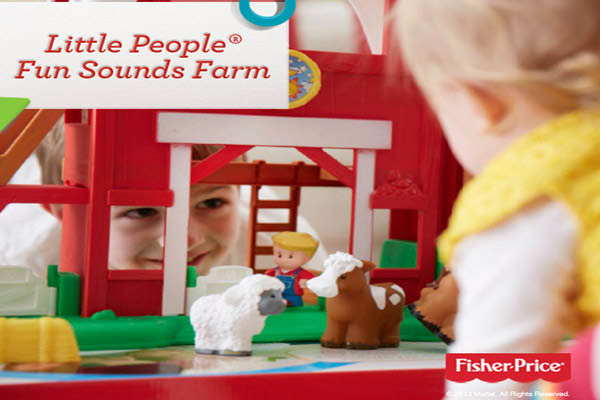 Print Coupons for Little People and Shop Local at the original and only Fisher Price Toy Store in East Aurora NY