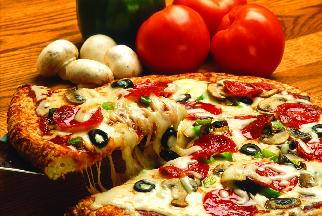 supreme pizza pie