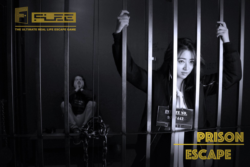 Flee Escape Room Prison Escape - Redmond, WA - Find your way out of the room in one hour - Entertainment - Recreation