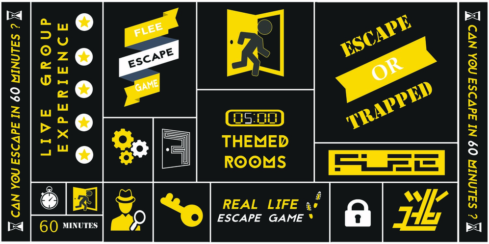 Flee Escape Room - The Ultimate Real Life Escape Game - Redmond, WA - Seattle, WA - Entertainment - Recreation