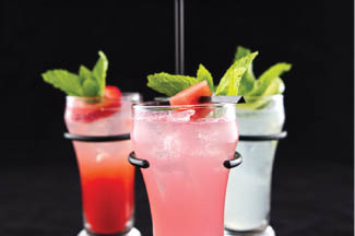 Fruity craft cocktails that pack a punch