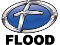 Flood Ford in Narragansett, RI logo.