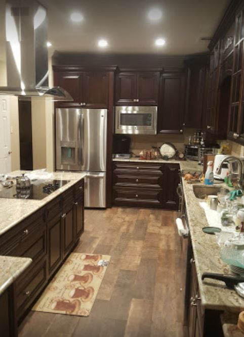 Kitchen remodel near Willow, TX