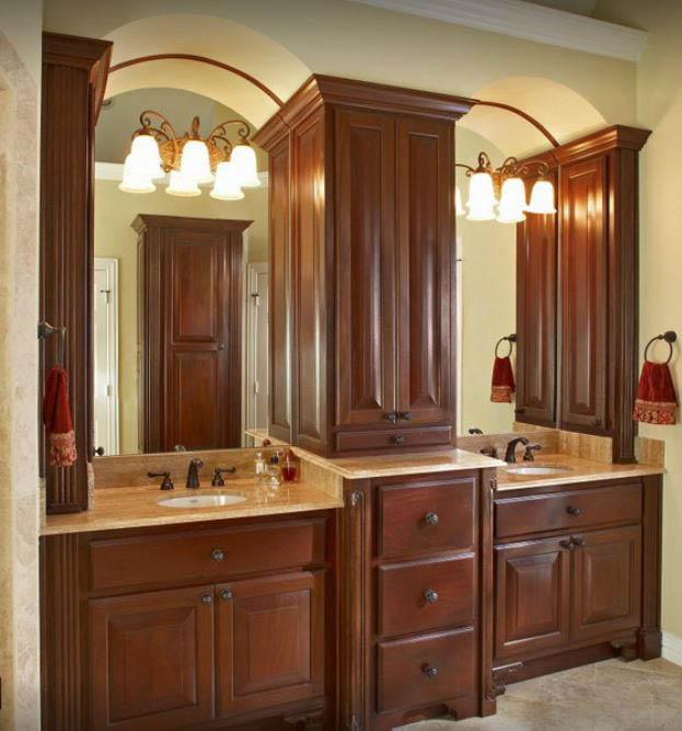 Bathroom vanity, bathroom remodel