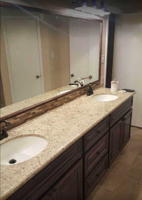 Bathroom remodel in Houston, TX