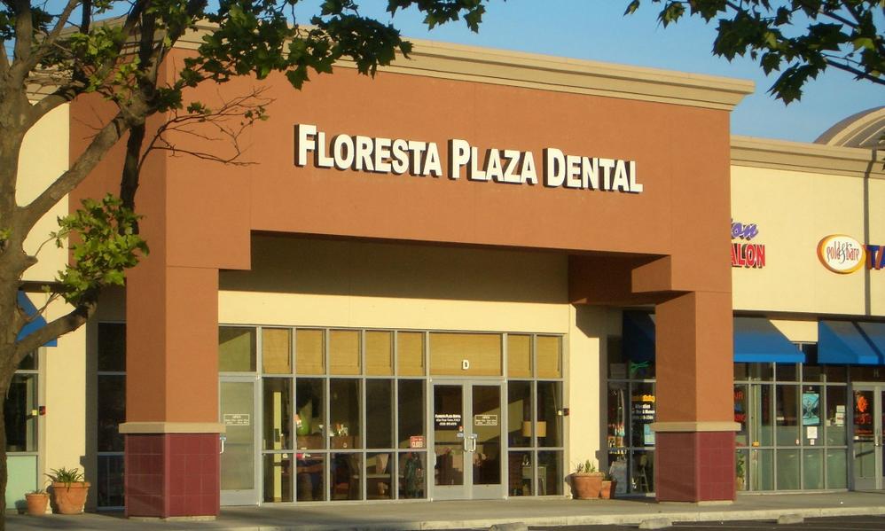 floresta plaza dental exterior