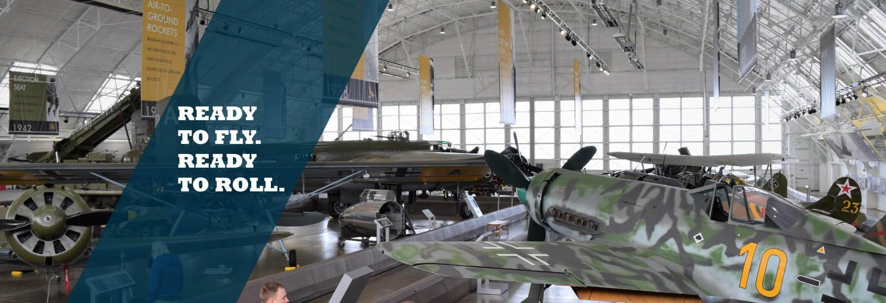 Flying Heritage & Combat Armor Museum main banner image - Everett, WA