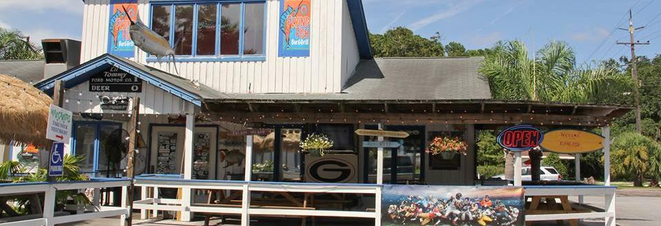 Flying Fish Bar & Grill in Savannah, GA banner