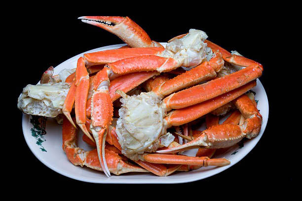 Picture of crab at Fortune Buffet in Livonia