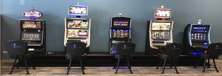 New Gaming Machines At Foremost Liquor banner
