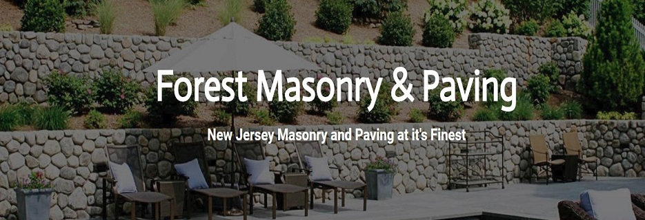 Forest Masonry & Paving in New Jersey