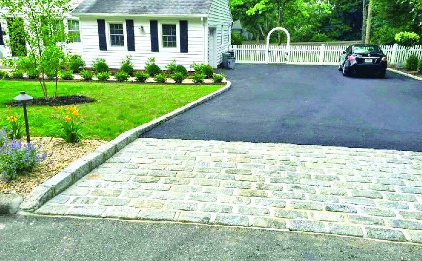 paving, cobblestone, stone, patio, driveway