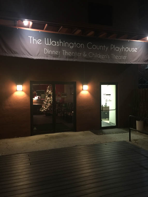 Play, Theatre, Acting, Dinner Theater, Show, Entertainment, Washington County Playhouse, Hagerstown