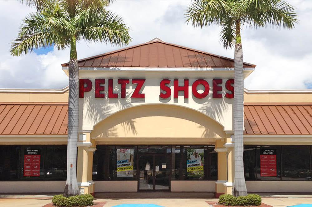 peltz shoes fort myers florida