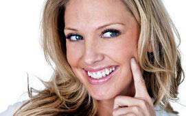 photo of smiling woman from Fox & Berman DDS