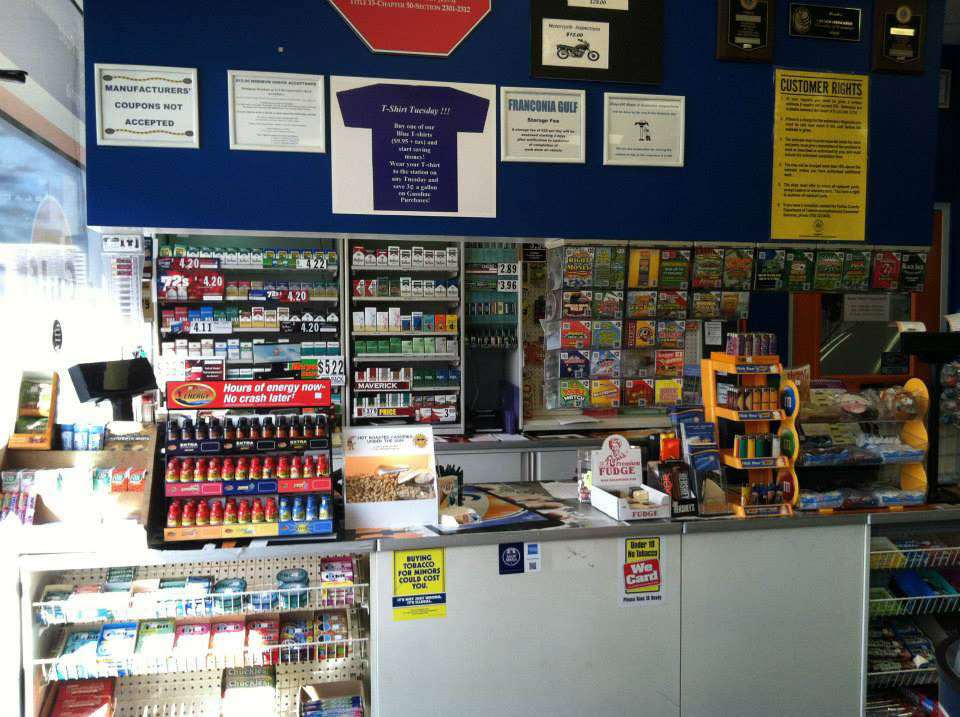 Convenient Store in Alexandria, Rosehill, Kingstone and Hayfield, Virginia