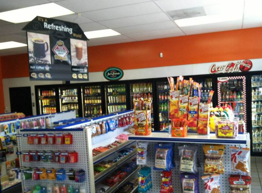 One-Stop shop for Gas, Convenient Store and Gas in Alexandria, Rosehill, Kingstone and Hayfield, Virginia