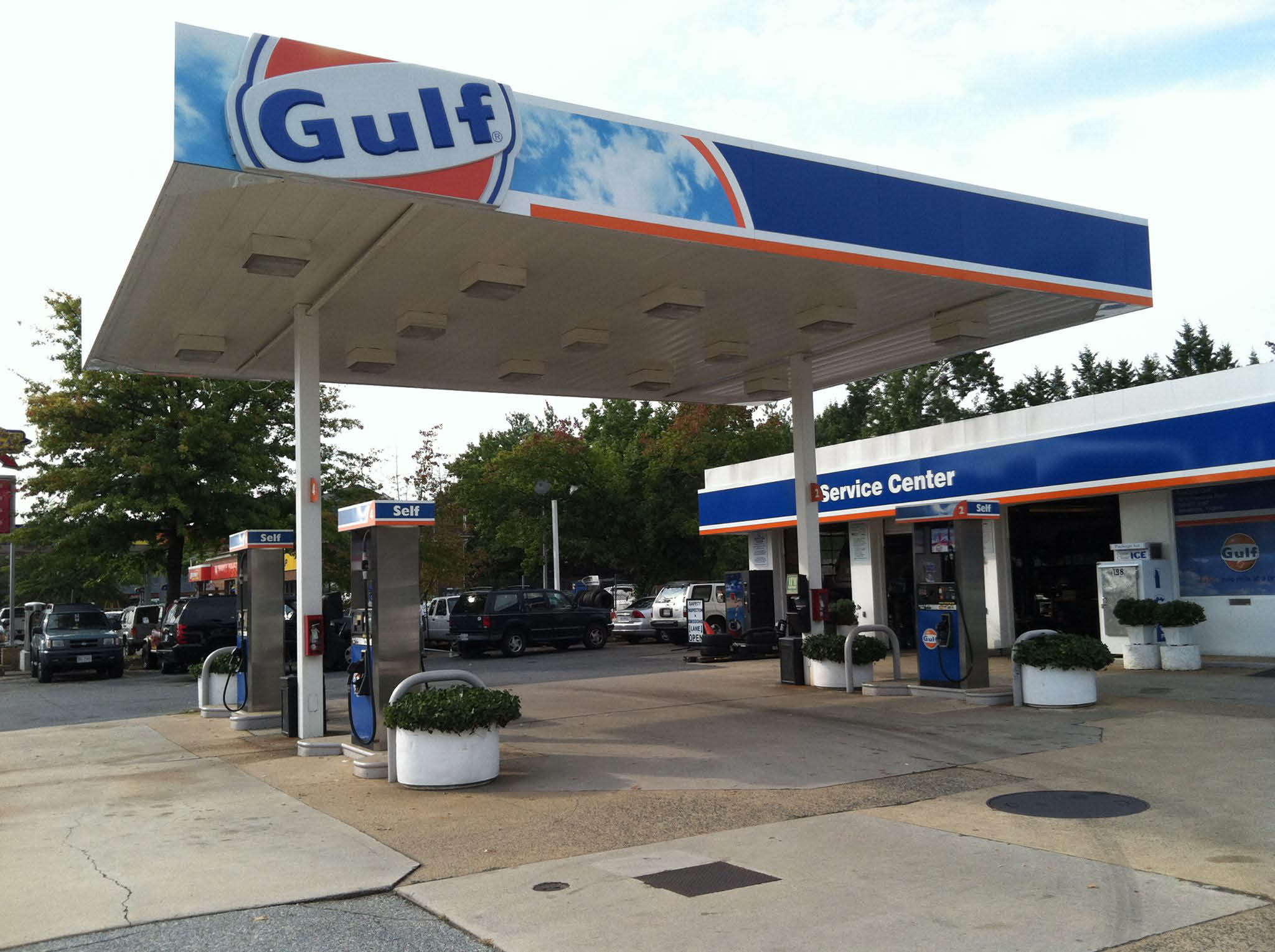 Gas Station, Convenience Store and Car Repair in Alexandria, Rosehill, Kingstone and Hayfield, Virginia