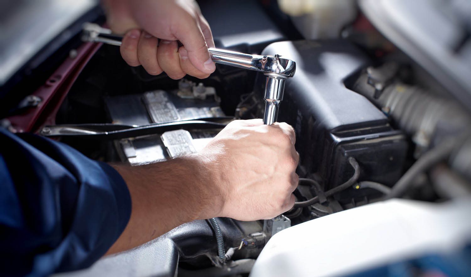 mechanics, auto repair, oil change, quick; Alexandria, VA