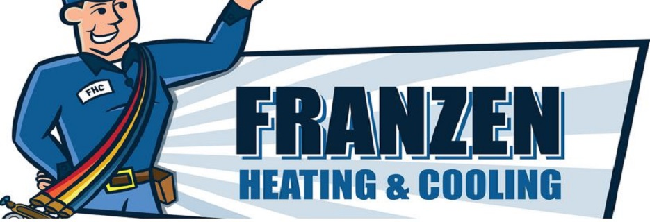 Franzen Heating & Cooling in Aurora, IL banner