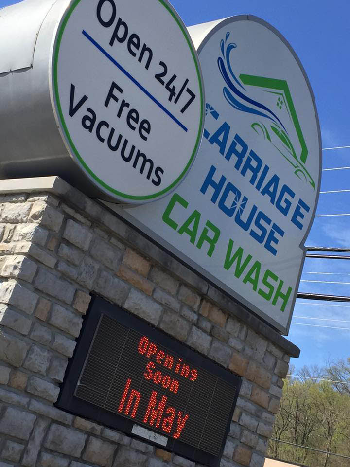 carriage house car wash always open mariemont ohio