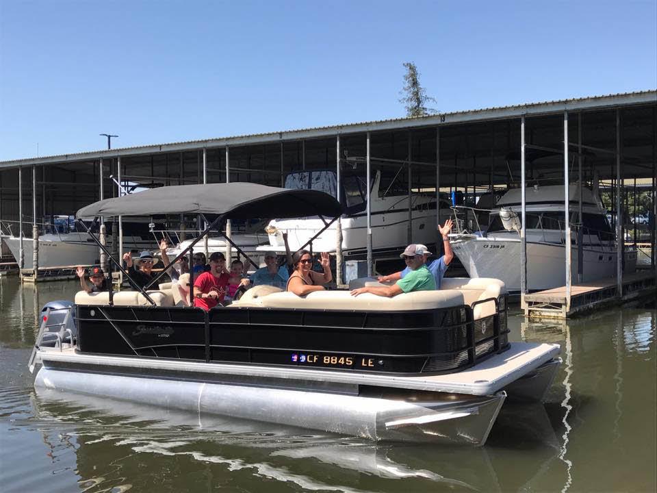 Pontoon Boat, Bay Area Boating