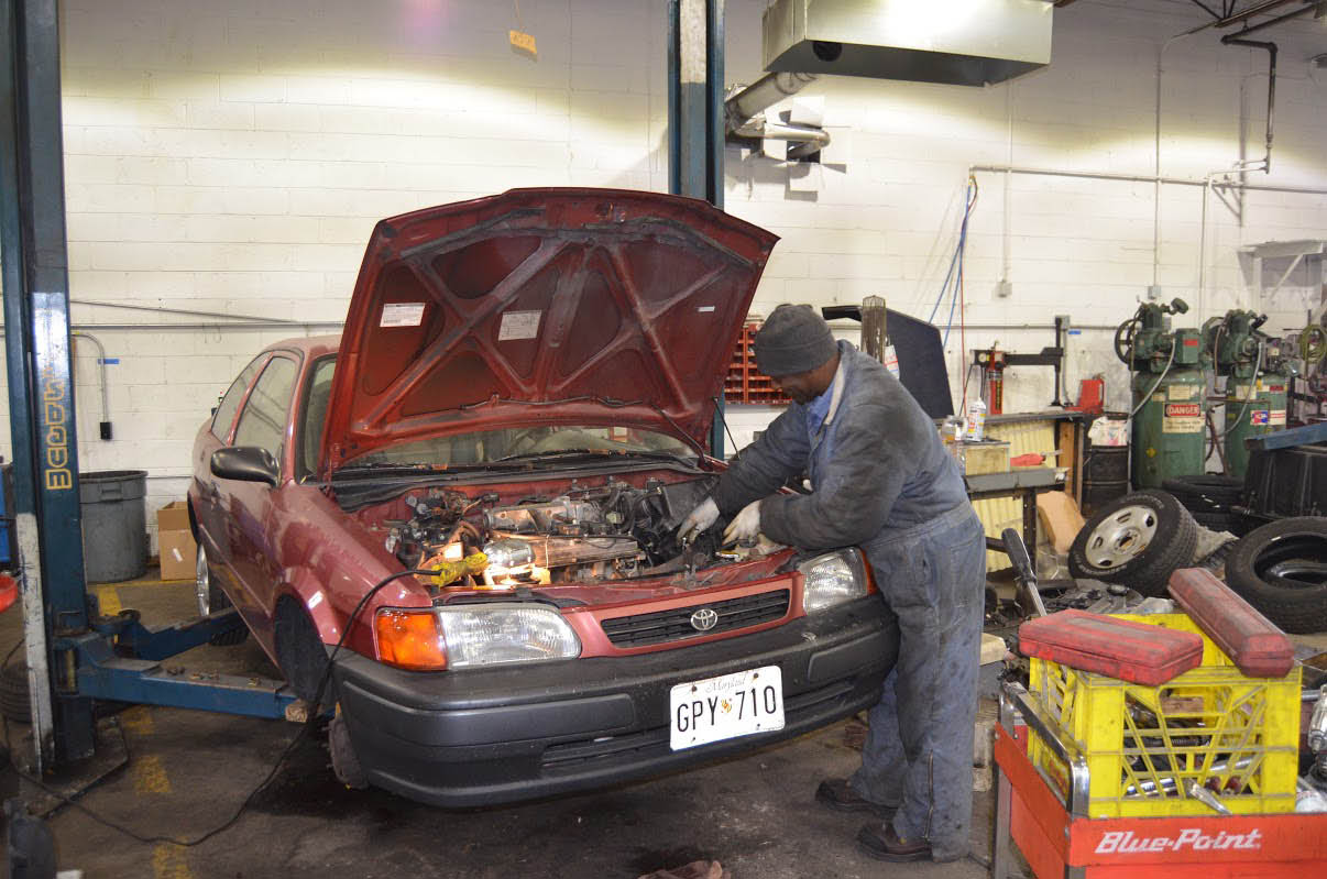 auto repairs at freestate auto and truck service in capitol heights MD