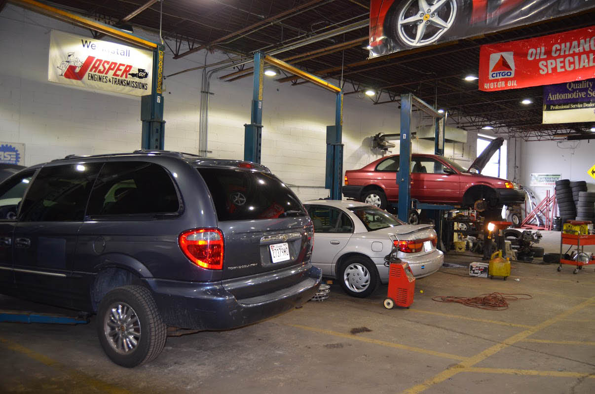 freestate auto and truck service in capitol heights MD; auto care garage