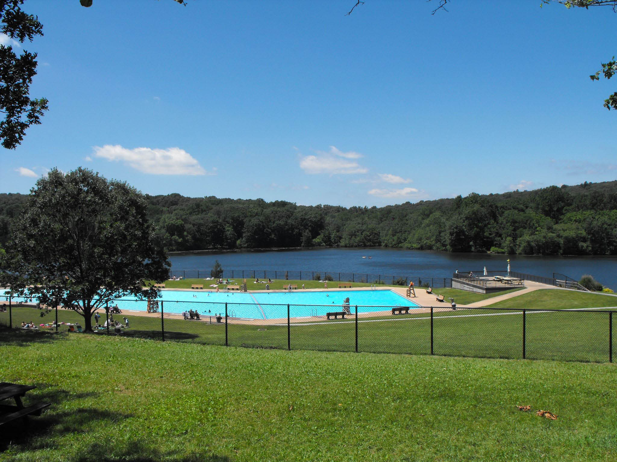 Swimming pools in the Reading, PA area