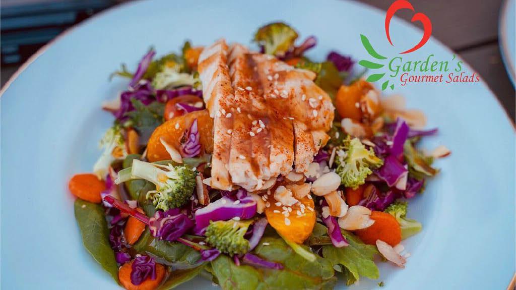 Garden's Gourmet Salads in Tacoma, WA - healthy dining near me - dining in Tacoma, WA - fresh salads and smoothies - eat healthy - dining coupons near me