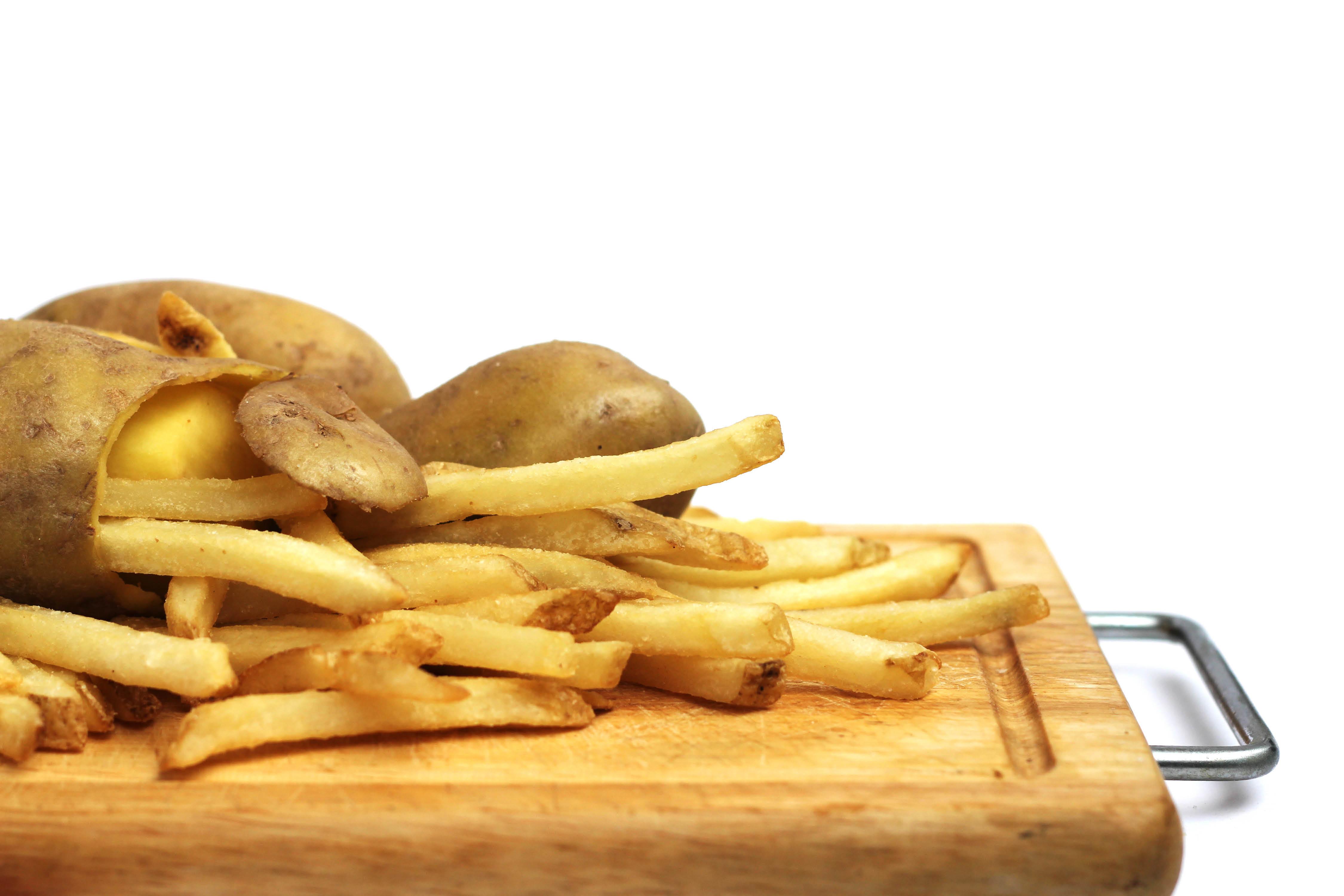 fresh cut fries fresh cut French fries