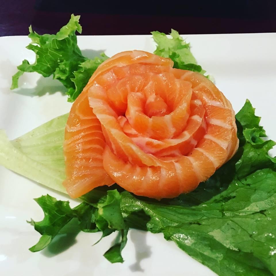Sushi from Hana Bistro Edina MN