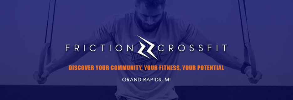 friction crossfit grand rapids