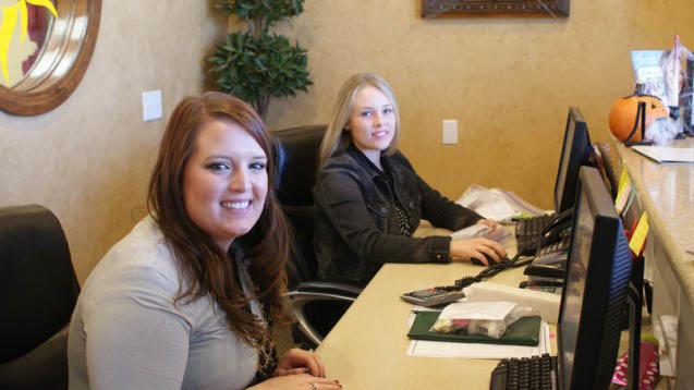 Friendly Helpful Office Staff  Located in Layton Utah Experienced Layton Hills Dental