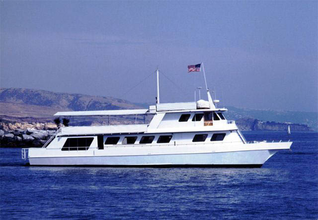 Friendship Private Charters - enjoy private parties on a yacht - celebrate your special event on a private yacht - docked in front of Anthony's at the Everett Marina - Everett, Washington