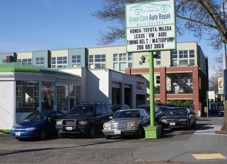 Green Care Auto Repair Shop in Seattle WA