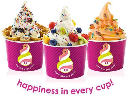 Menchie's Frozen Yogurt St. Paul, MN