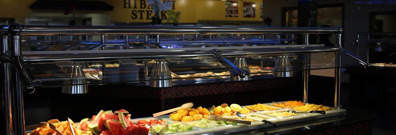 asian buffet japanese thai chinese sushi