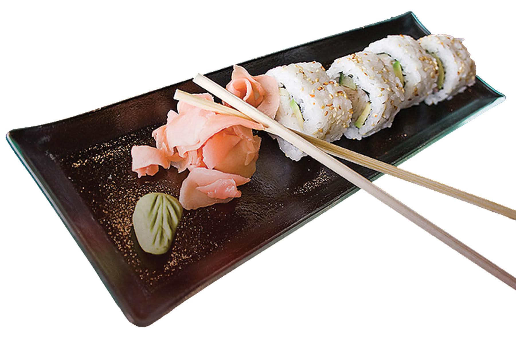 Fresh, Delicious Sushi; Fuji Japanese Steakhouse edgewater, maryland