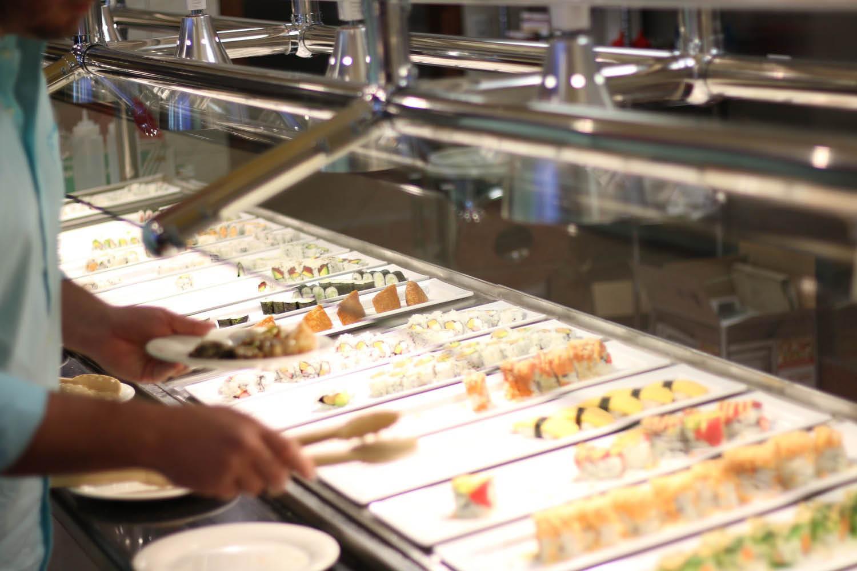 sushi buffet grand rapids