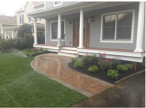 Exterior painting, wall painting, crown molding painting, vinyl flooring, vinyl floor transitions, lawncare savings,lawncare coupons, deals