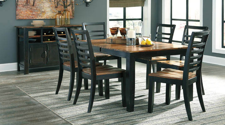 Dining room furniture from Furniture To Go in Everett, WA - Everett furniture stores near me - furniture coupons near me - furniture store coupons near me - dining table and chairs