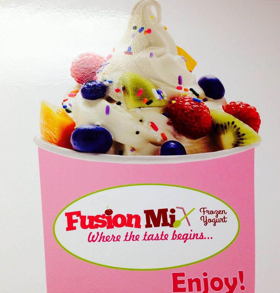 Frozen Yogurt in a variety of flavors in Fremont, CA