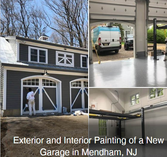 Exterior Painting from Fusion Painting LLC in Kenvil NJ