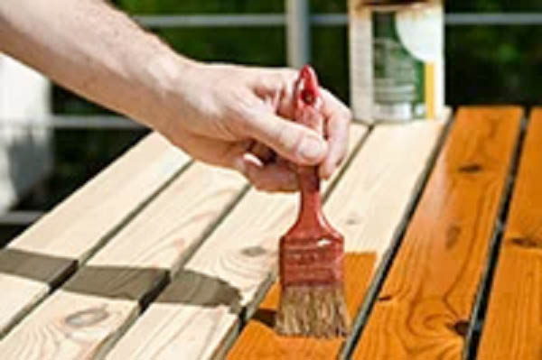Deck Staining from Fusion Painting LLC in Kenvil NJ