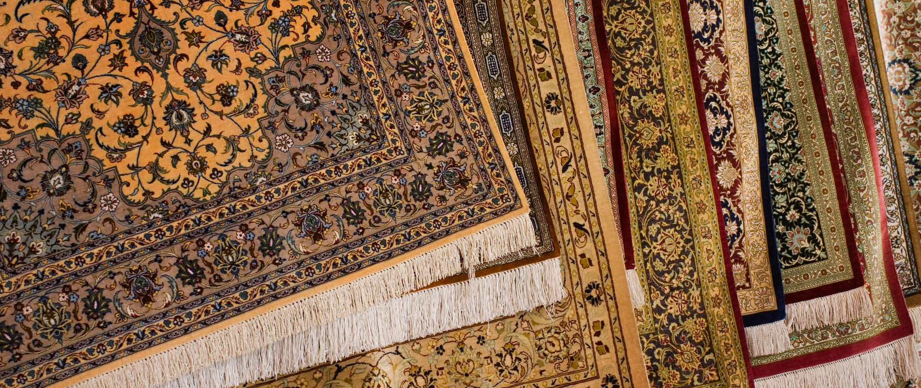 Fuzzy Wuzzy Rug Cleaning Company professionally cleaned Oriental and Persian rugs