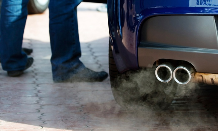 Visit us for a smog test