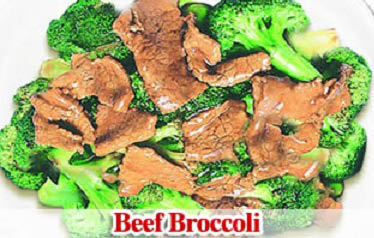 Great Dragon Chinese Restaurant - Beef & Broccoli