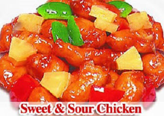 Great Dragon Chinese Restaurant - Sweet & Sour Chicken