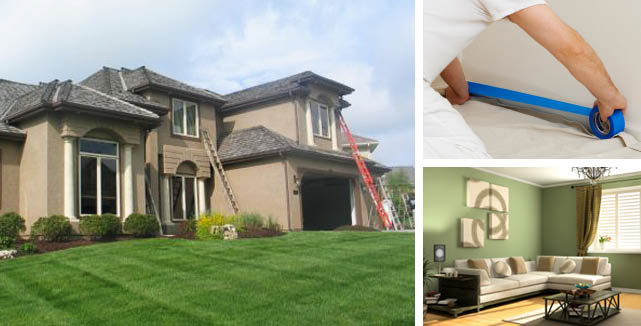 YOUR LOCAL PAINTING COMPANY - CALL US NOW!
